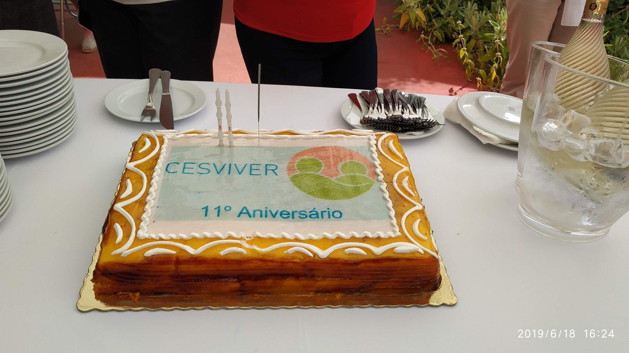 11º Aniversário da CESViver