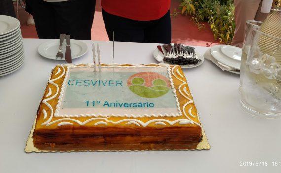 XI Aniversário da Cesviver