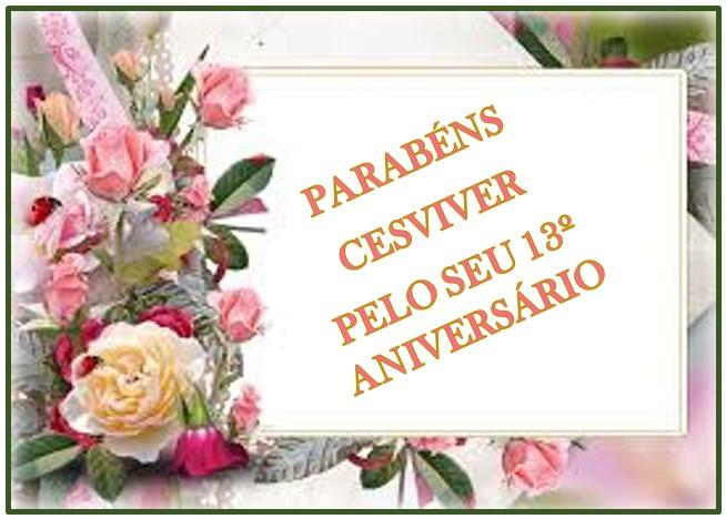 13º Aniversário da CESViver